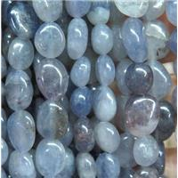 iolite chips bead, freeform, approx 6-10mm